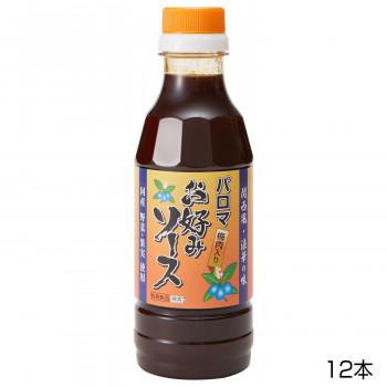 こだわりのお好みソースです! 和泉食品 パロマお好みソース(濃厚) 350g(12本)