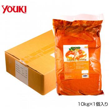 エビを加えると トムヤムクン になります おトク 代引き 同梱不可 YOUKI 10kg×1個入り ユウキ食品 210214 トムヤムペースト 高価値 カノワン