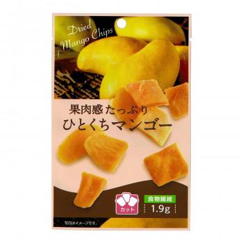 果肉感たっぷり 宅配便送料無料 日本 代引き 同梱不可 果肉感たっぷりひとくちマンゴー 31g×120袋 壮関