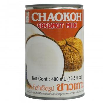 ココナッツミルクは東南アジアの料理には欠かせない食材です チャオコー 入手困難 ココナッツミルク 400ml 新作 大人気 24個セット 310