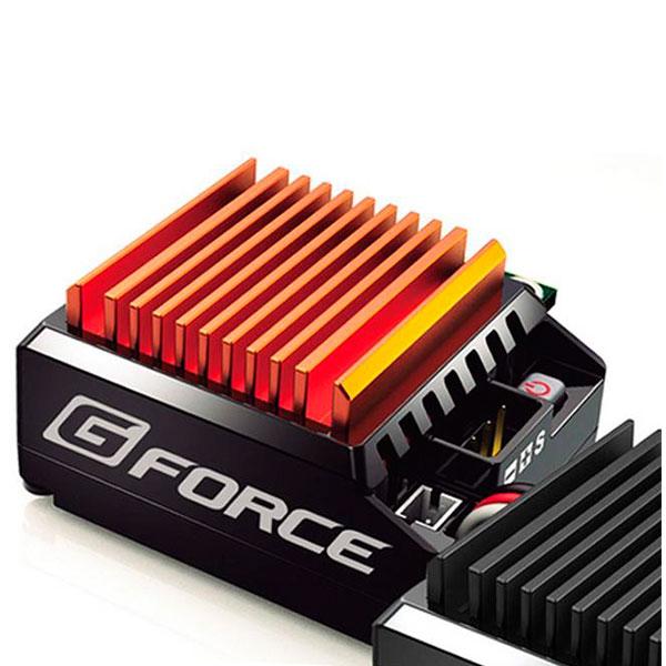 G-FORCE ジーフォース TS90A ESC PLUS(Orange) G0195【玩具】