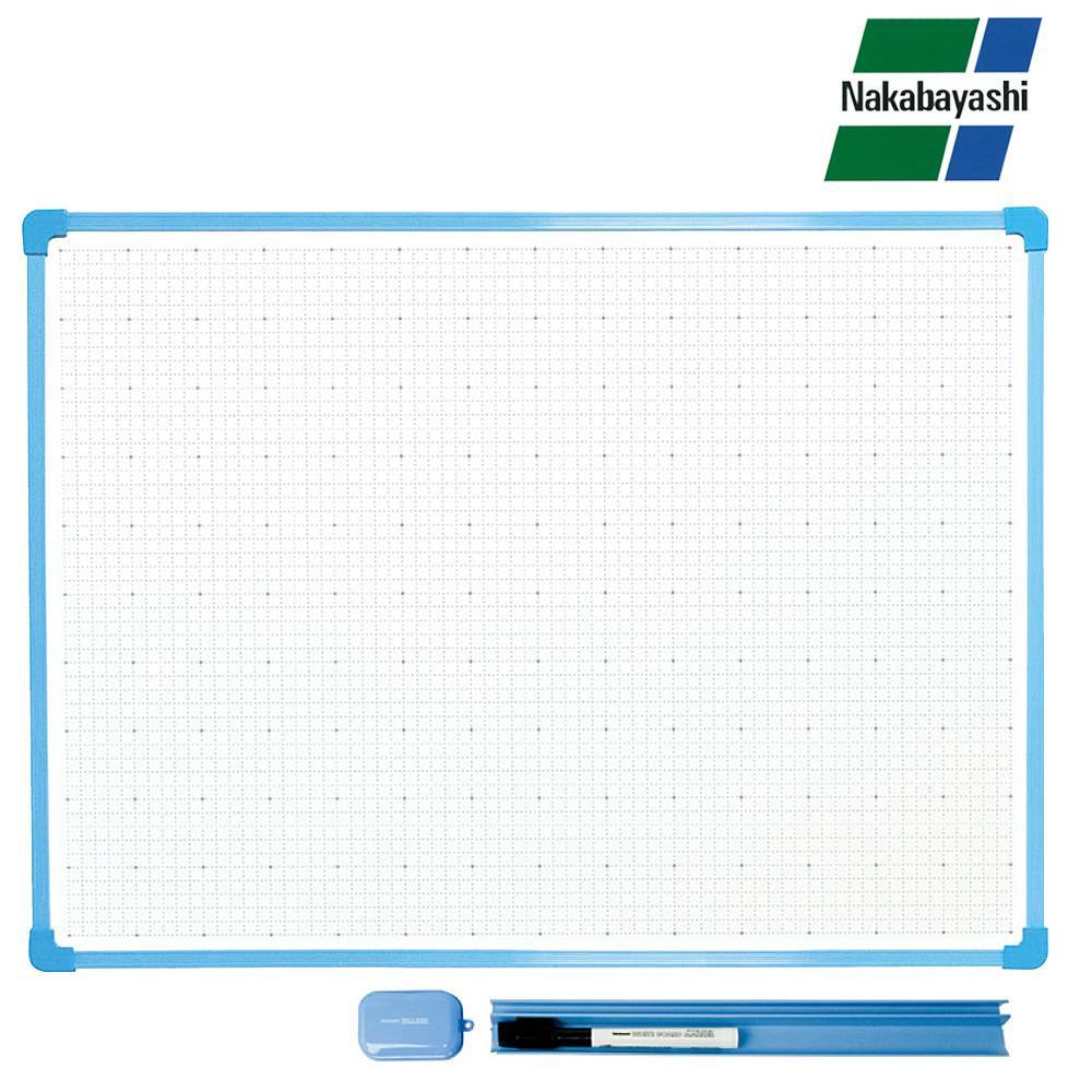 丈夫なプラスチックフレームのロジカルボードです。 ナカバヤシ プラスチックフレーム ロジカルボード 600×450mm LBP-N6045【文具】
