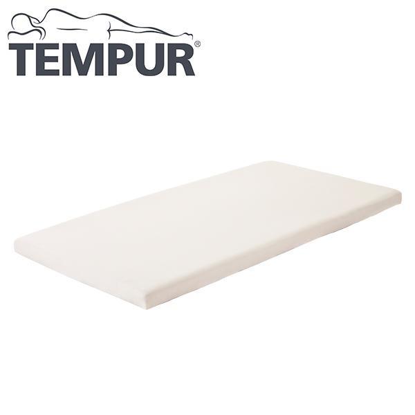 Tempur テンピュール スムースマットレスカバー 15~30cm ボックスタイプ 幅140cm ベージュ【寝装・寝具】