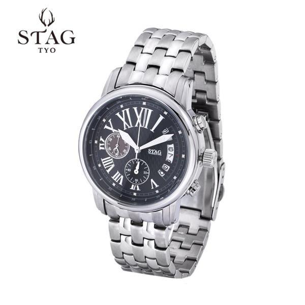 STAG TYO 腕時計 STG011S2【腕時計 男性用】