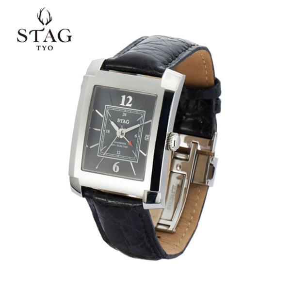STAG STG005S2【腕時計 TYO 腕時計 腕時計 STG005S2【腕時計 男性用 STAG】, オンガチョウ:4f1189d2 --- officewill.xsrv.jp