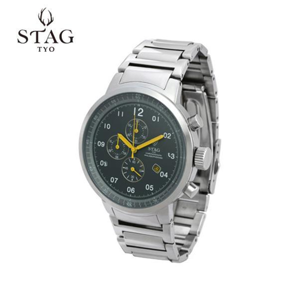 STAG TYO 腕時計 STG012S1【腕時計 男性用】