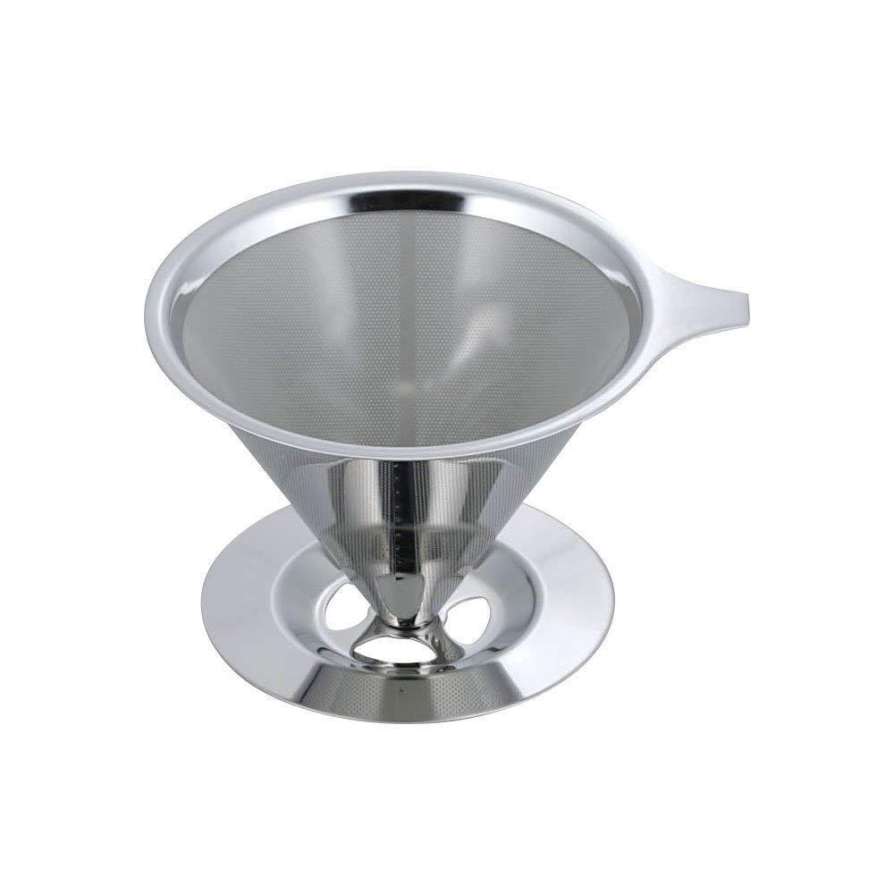 激安 マグカップやマグボトルなどに直接ドリップしてもOK マイチョイスカフェ 金属コーヒーフィルター ファッション通販 RD-0089 食器