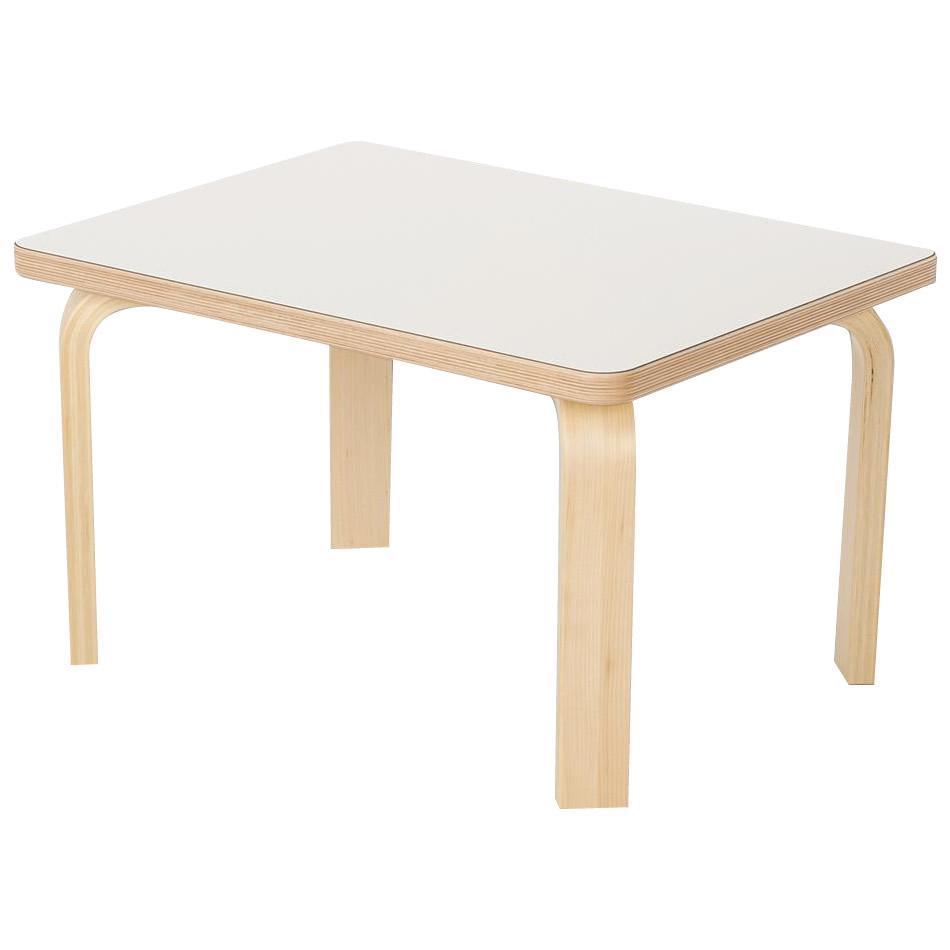 Sdi Fantasia Carota(カロタ)-table 日本製 テーブル CRT-03 ホワイト【家具 イス テーブル】