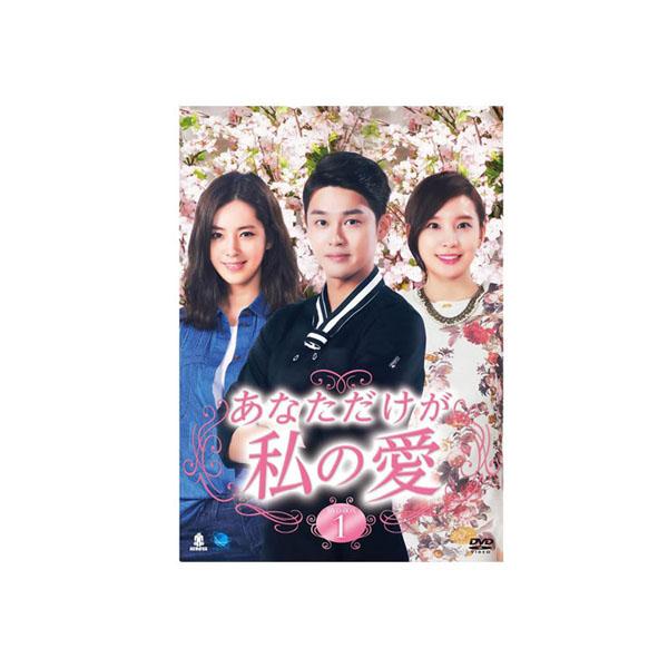 ハン・チェアとソンヒョク主演の大ヒットドラマ!! 韓国ドラマ あなただけが私の愛 DVD-BOX1【CD/DVD】