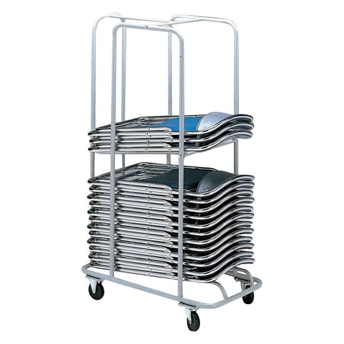 【お1人様1点限り】 【代引き・同梱不可】E-10 収納台車(折畳み椅子用)【家具 イス イス テーブル テーブル】】, Tentendo:52ac0e85 --- canoncity.azurewebsites.net