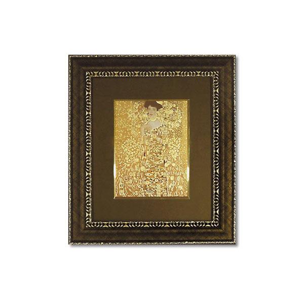 ユーパワー グスタフ クリムト アートフレーム 「アデーレの肖像」 GK-08512【その他インテリア】