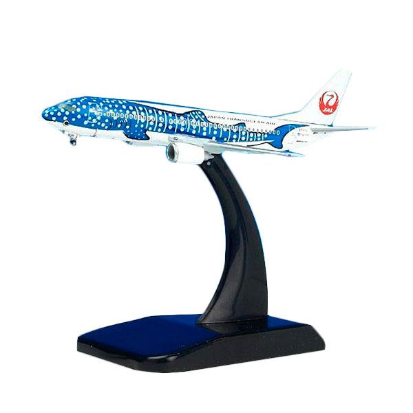JAL/日本航空 JTA 737-400 ジンベエジェット 1/400スケール BJE3021【玩具】