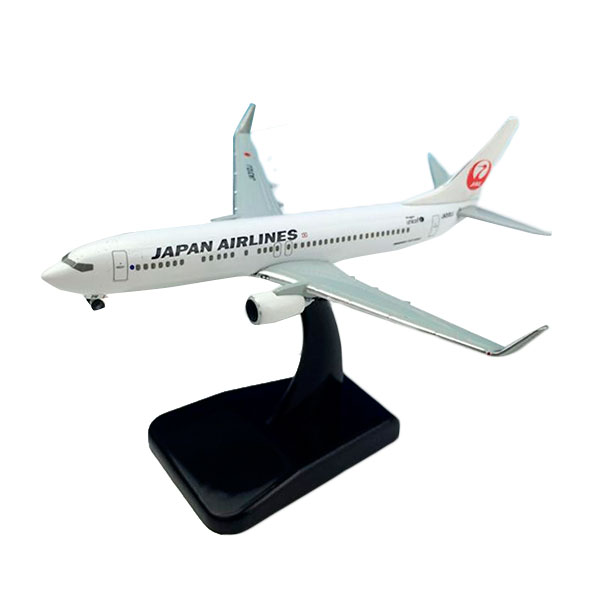 JAL/日本航空 JAL 737-800 1/500スケール ダイキャストモデル BJE3024【玩具】