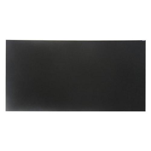 【代引き・同梱不可】馬印 木製黒板(壁掛) ブラック W1800×H900 W36KN【文具】