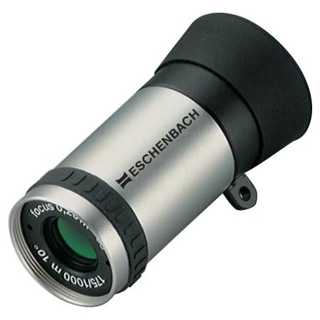 エッシェンバッハ ケプラーシステム単眼鏡 10mmφ(遠4.2倍/近5.5倍) 1673-2【文具】