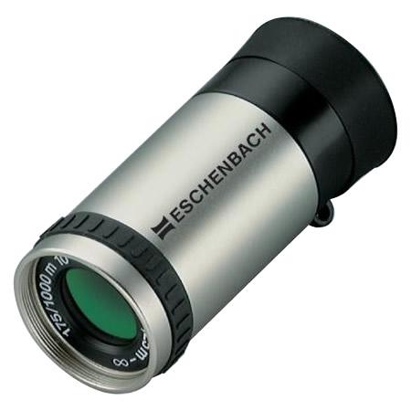エッシェンバッハ ケプラーシステム単眼鏡 16mmφ(遠6.0倍/近7.6倍) 1673-4【文具】
