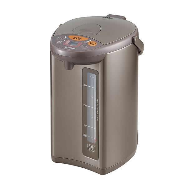 象印 マイコン沸とう 電動ポット メタリックブラウン(TM) 4.0L CD-WU40【調理・キッチン家電】
