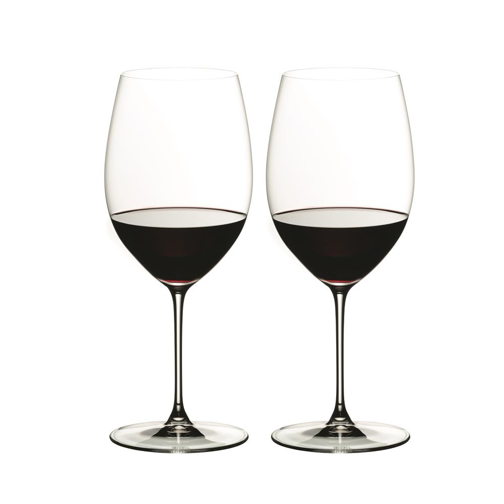 リーデル ヴェリタス カベルネ/メルロー ワイングラス 6449/0 (625cc) 2脚箱入 666【食器】