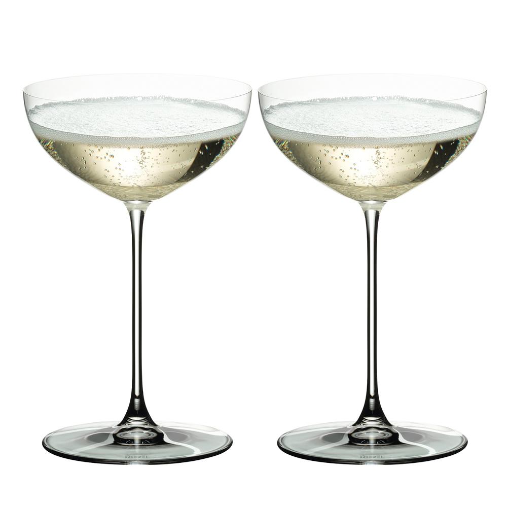 リーデル ヴェリタス モスカート/マティーニ ワイングラス 6449/9 (240cc) 2脚箱入 671【食器】