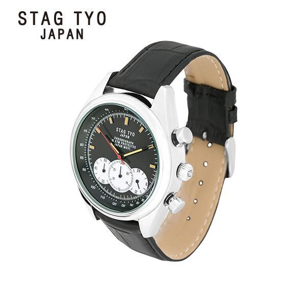 STAG TYO JAPAN 腕時計 STG014S2【腕時計 男性用】