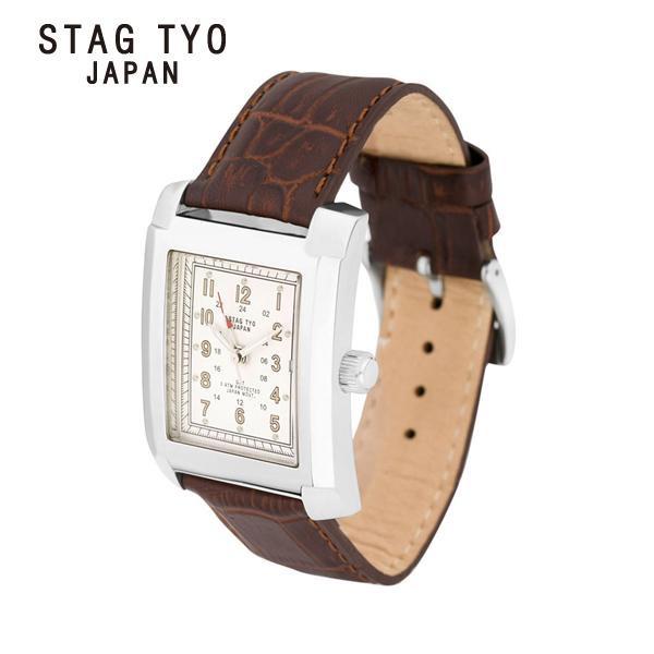 STAG TYO JAPAN 腕時計 STG015S1【腕時計 男性用】