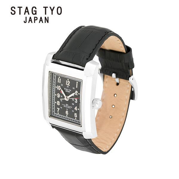 STAG STG015S2【腕時計 TYO JAPAN TYO 腕時計 STG015S2 男性用】【腕時計 男性用】, プルメリアガーデン:b6a67e0d --- officewill.xsrv.jp
