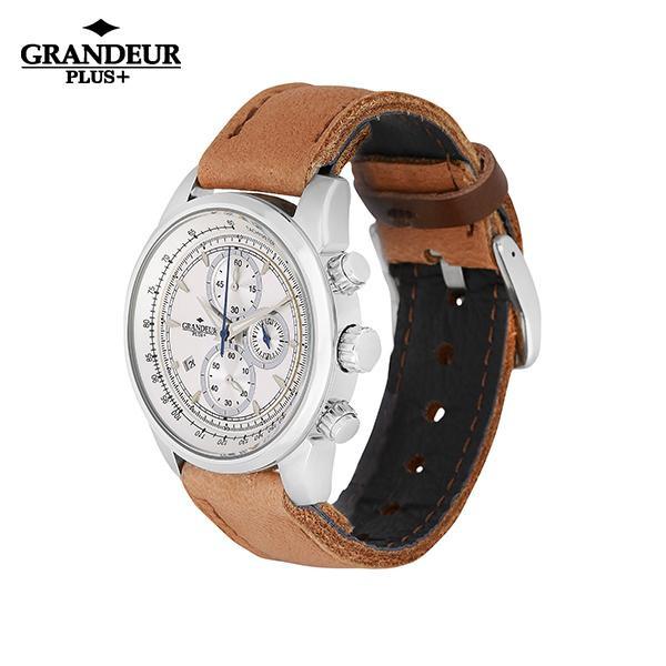 GRANDEUR GRANDEUR PLUS+ 腕時計 GRP001E1【腕時計 腕時計 GRP001E1【腕時計 男性用】, ホラドムラ:0a3f297d --- officewill.xsrv.jp