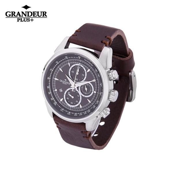 GRANDEUR PLUS+ 腕時計 GRP001W3【腕時計 男性用】