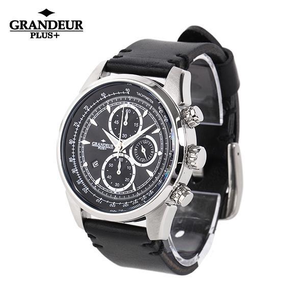 GRANDEUR GRANDEUR PLUS+ 腕時計 GRP001W4【腕時計 腕時計 男性用 PLUS+】, キタク:d77c4552 --- officewill.xsrv.jp