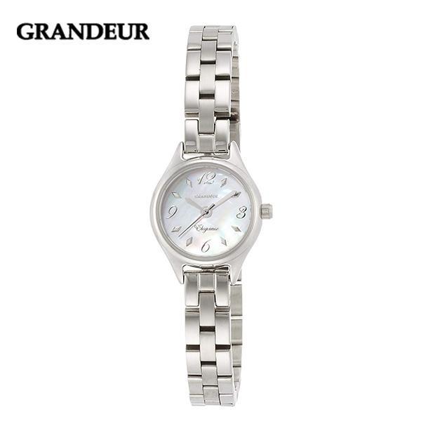 GRANDEUR GRANDEUR 腕時計 ESL024W1 腕時計【腕時計 ESL024W1【腕時計 女性用】, 阿南町:1a810344 --- officewill.xsrv.jp