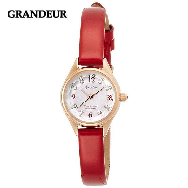 GRANDEUR 腕時計 ESL054P2【腕時計 女性用】