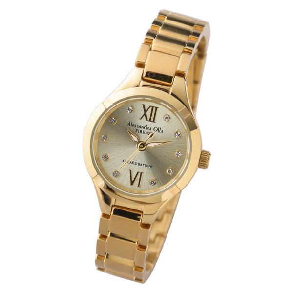 アレサンドラオーラ Alessandra Olla 女性用】 腕時計 AO-335-3 腕時計【腕時計 Olla 女性用】, 東山梨郡:54025a98 --- officewill.xsrv.jp