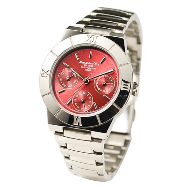 【お気にいる】 アレサンドラオーラ Alessandra Olla 腕時計 AO-900-5【腕時計 女性用】, イワテマチ 15263863