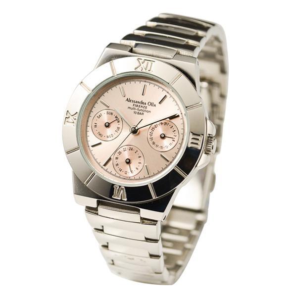 アレサンドラオーラ Olla Alessandra Olla 腕時計 AO-900-8【腕時計 腕時計 AO-900-8【腕時計 女性用】, 若美町:7dccad50 --- officewill.xsrv.jp