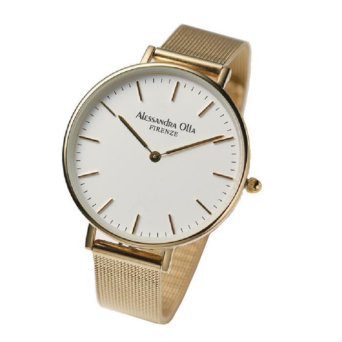 アレサンドラオーラ Alessandra Olla 腕時計 AO-35-3【腕時計 女性用】