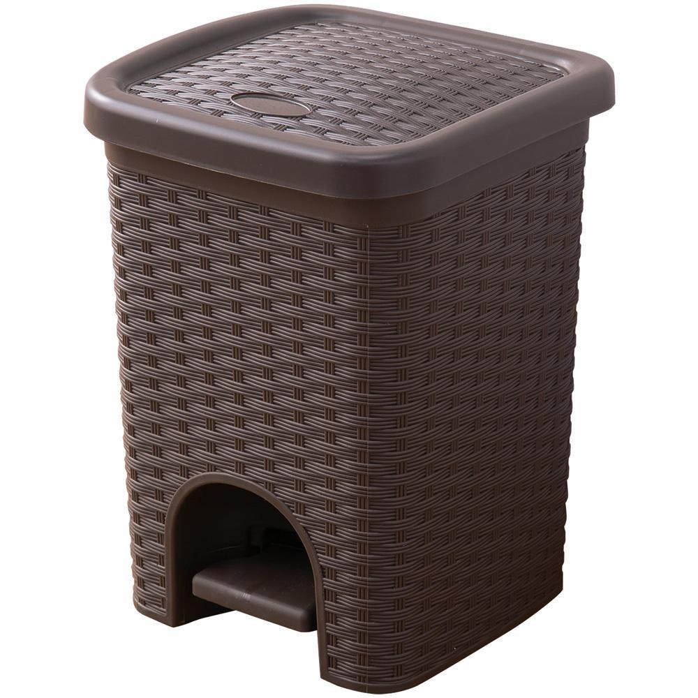 ペダル式のゴミ箱【掃除関連】