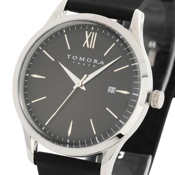 TOMORA TOKYO(トモラ トウキョウ) 腕時計 T-1605-SBK【腕時計 男性用】