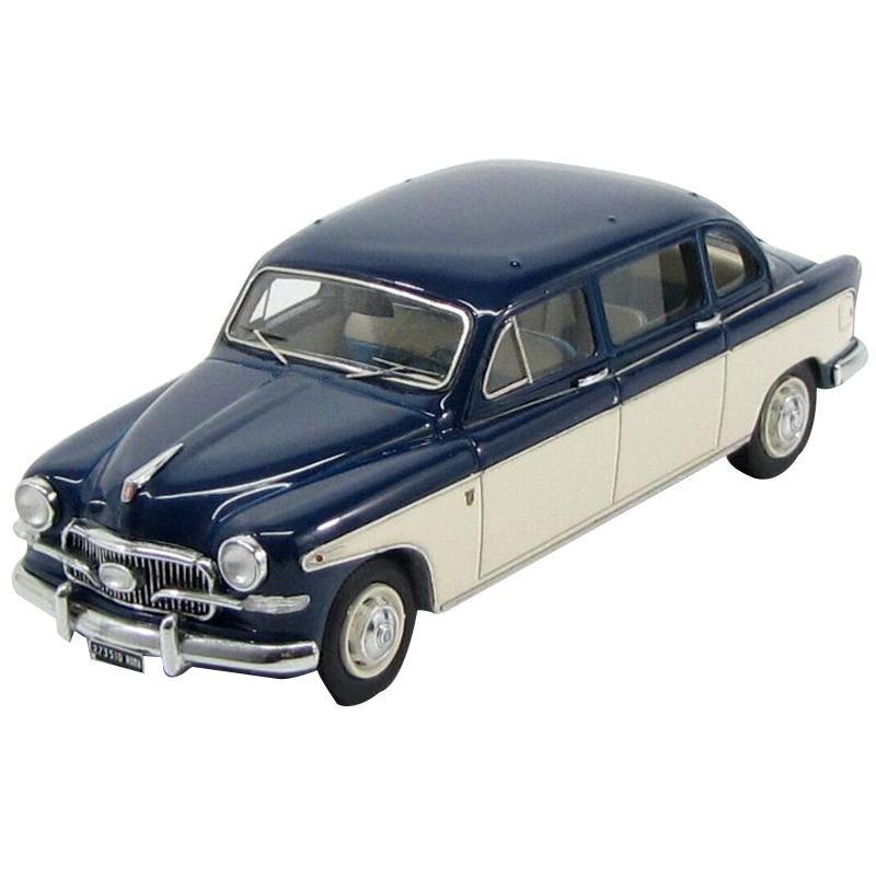 KESS/ケス フィアット 1400 PRESIDENT FRANCIS LOMBARDI 1956 ブルー/クリーム 1/43スケール KE43010050【玩具】