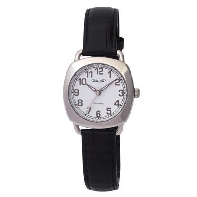AUREOLE(オレオール) レザー レディース腕時計 SW-579L-3【腕時計 女性用】