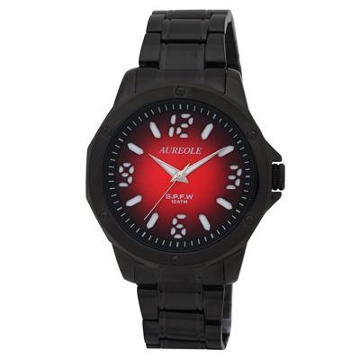 AUREOLE(オレオール) S.P.F.W メンズ腕時計 SW-571M-7【腕時計 男性用】