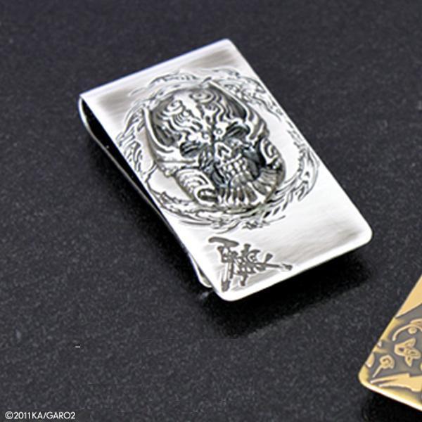 牙狼 驚きの値段 GARO だからこそ 持つ理由がある MAKAISENKI 70703 ザルバ 卓抜 カードケース 財布 マネークリップ