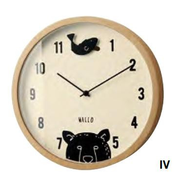 壁面をおしゃれに演出 掛け時計 WEB限定 Little watchers-Pendulum- リトルウォッチャーズ-ペンデュラム- 置物 IV CL-2953 2020