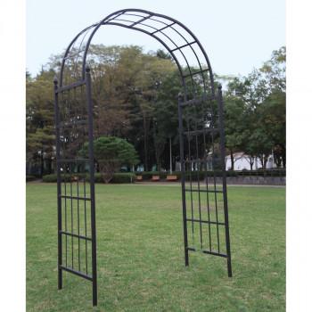 ガーデニングのお共にガーデンアーチ 代引き 同梱不可 日本最大級の品揃え 32313 E型 ガーデンアーチ 信用