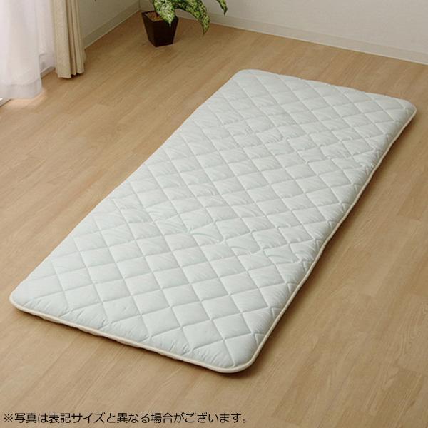 敷き布団 『ヌード アレルプルーフ』 シングル 約100×210cm 6685569【寝装・寝具 枕】