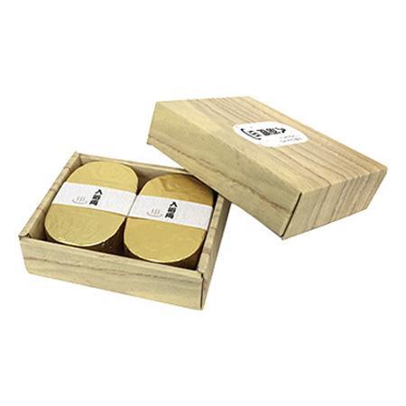 おぬしもワルよのぅ仕様、小判型入浴剤セット! 五洲薬品 入浴用化粧品 小判型バスボム 入浴両 (80g×2個入り)×45セット KOB-2【バス 洗面】