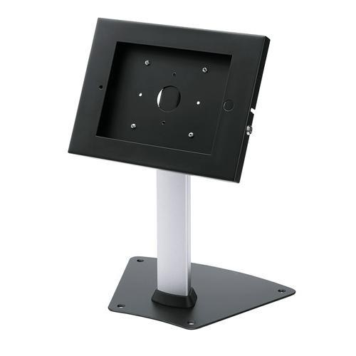 サンワサプライ セキュリティボックス付きiPadスタンド CR-LASTIP15【PC・携帯関連】