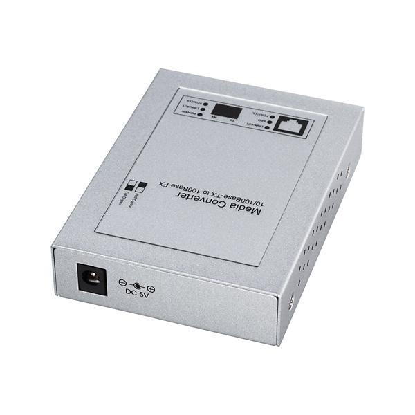 サンワサプライ 光メディアコンバータ LAN-EC202C【PC・携帯関連】