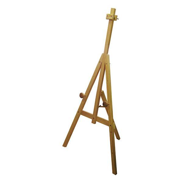 Bイーゼル 7341 木製イーゼル X-1 ナチュラル【玩具】