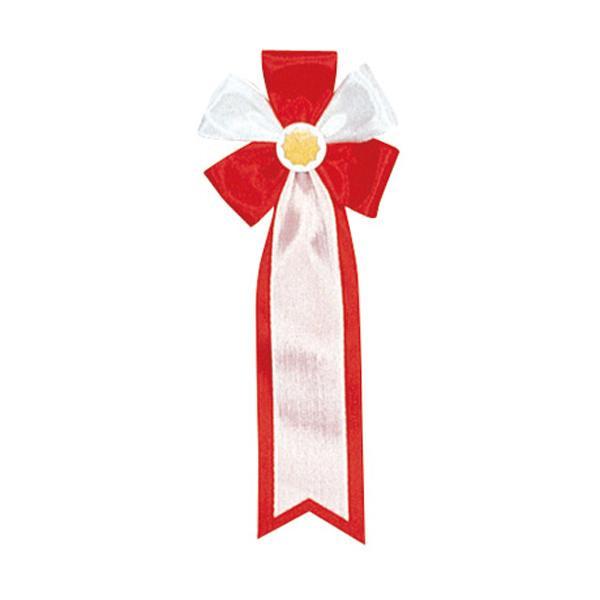ササガワ タカ印 38-250 記章 大五方 赤白 50個【玩具】