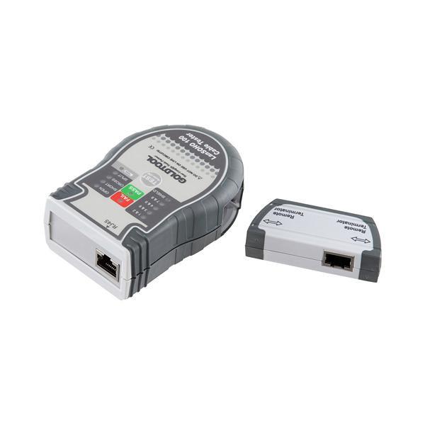 サンワサプライ LANケーブルテスター LAN-TCT100【PC・携帯関連】
